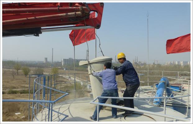 北京水泥搅拌站仓顶脉冲除尘器