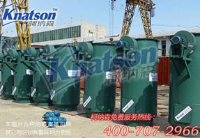 北京某混凝土搅拌站新型仓顶脉冲除尘器