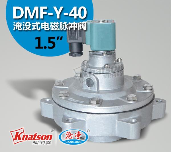 DMF-Y-40淹没式电磁脉冲阀