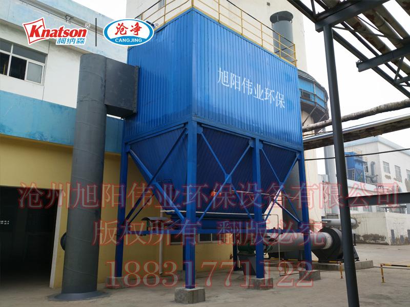 高塔复合肥原料系统及筛分系统复合肥布袋除尘器