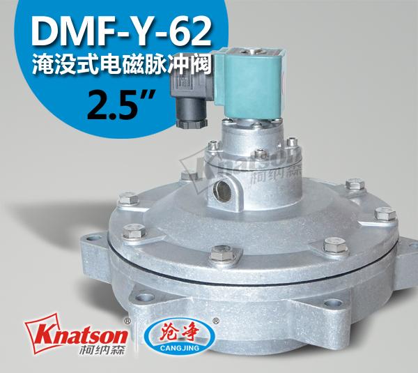 DMF-Y-62S淹没式电磁脉冲阀