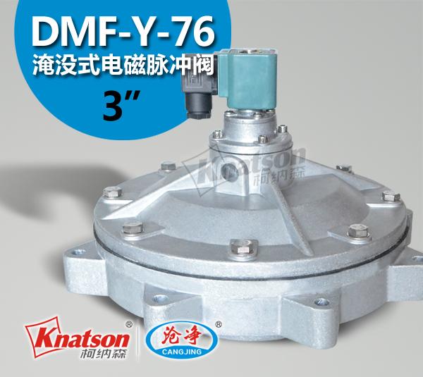 DMF-Y-76S淹没式电磁脉冲阀