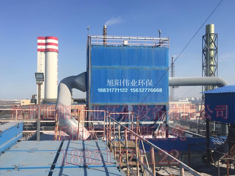20万吨氨化复合肥生产线筛分及冷却系统配套复合肥脉冲布袋除尘器
