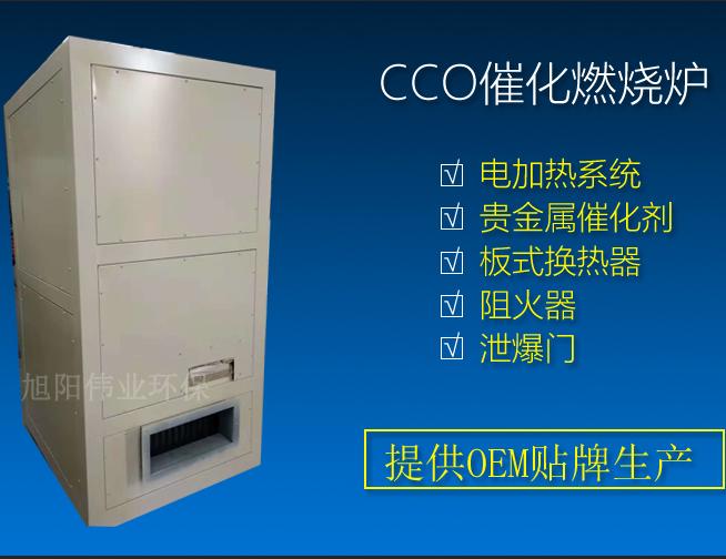 1500m3/h催化炉环保公司配套用